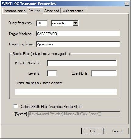 EventADAPTER_Settings